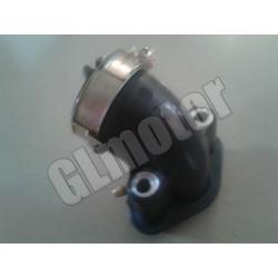 Szívócsonk kínai 50 4T GY6 / Kymco robogóhoz szívótorok
