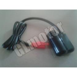Automata szívató Honda / kínai 4T GY6 robogó karburátor elektromos hidegindító