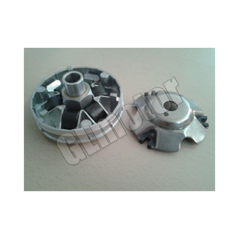 Variátor szett Gilera Piaggio blokkos robogóhoz automata varióváltó